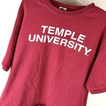 Vintage Temple University Champion Tee XL - $19.79