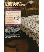 Y372 Crochet PATTERN ONLY Special Occasion Keep... - $7.45