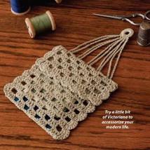 W316 Crochet Pattern Only Miser's Purse Pattern - $7.50