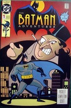 BATMAN ADVENTURES 1 DC October 1992 TEMPLETON first printing - $22.00
