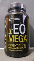 doTERRA xEO Mega Essential Oil Omega Complex 120 Softgels - New! Exp 5/2... - $26.23
