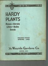 The Wayside Gardens Co (Mentor Ohio) Catalog 1942 Flowers - $11.98