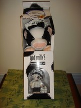 Mary's Moo Moos Got Milk? Figurine & Plush Set - $14.99