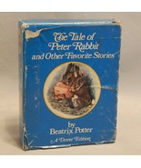 Seven Best Loved Tales by Beatrix Potter Books The Tale of Peter Rabbit - $14.85
