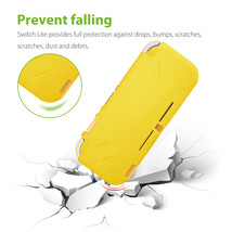 Durable Shockproof Anti-Slip Case Cover + Thumb Grips For Nintendo Switch Lite - $23.70