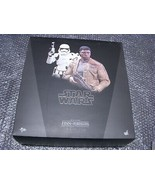 Hot Toys Movie Masterpiece Star Wars The Force Awakens Finn and First Or... - $326.70