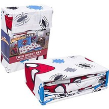 Spiderman Complete 3 Pieces Twin Sheet Set for Boys | Christmas Gift 2020 - $29.99