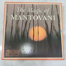 The Magic of Mantovani, 8 LP vinyl record Box Set, Reader's Digest Pleas... - $9.63