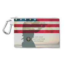 Navy Seals USA Canvas Zip Pouch - $15.99+