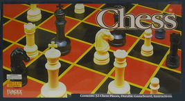 FUNDEX: CHESS GAME - NEW #ZFUN-2610 - $14.00
