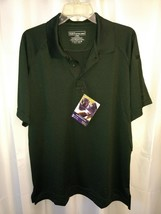 NWT Genuine 5.11 Tactical Series Performance Green (L) SS Polo Shirt 71049 - $31.67