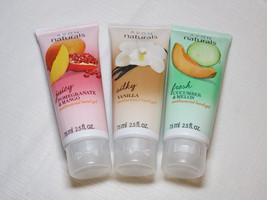 lot of 3 Antibacterial Hand Gel Pomegranate & Mango Cucumber & Melo Vani... - $24.74