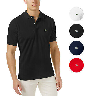 Lacoste Men's Classic Pique Cotton Slim-Fit Polo Shirt