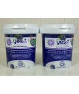 2- YES TO Superblueberries Recharging Greek Yogurt 3-in-1 Mask Scrub & C... - $19.80