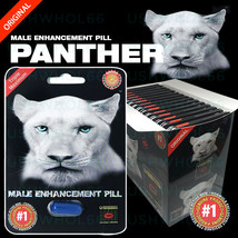 5x Panther Male Sex Pill %100 Authentic - $39.95