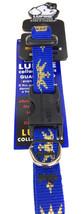 "Lupine 1/2"" Adjustable Dog Collar Lifetime Guaranteed ""NOBLE BEAST"" - $9.95"