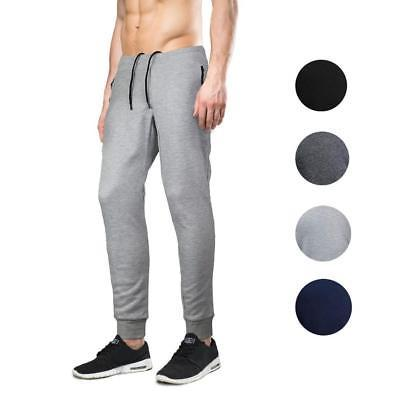 Indigo People Men's Limited Edition Athletic Workout Slim Fit Jogger Sweat Pants
