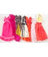 Lot of 7 Mattel Barbie Francie Doll 1970's Dresses, Halter - $42.65
