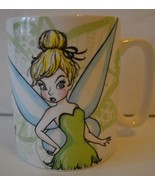 "Disney Fiesty Tinkerbell Coffee Mug by Enesco ""Full of Feistytude"" 14 oz... - $14.78"