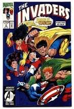 Invaders #2-1993-First BATTLE AXIS-Marvel Legion TV Show - $18.92