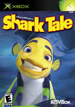 Shark Tale Xbox Complete - $9.69
