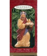Hallmark 1999 Caspar The Magi Bless Nativity Collection Ornament QX8039 ... - $7.91