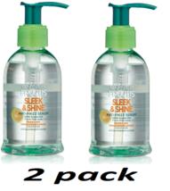 2 x Garnier Fructis Sleek &Shine Anti-Frizz Serum, Frizzy, Dry,Unmanagea... - $9.89