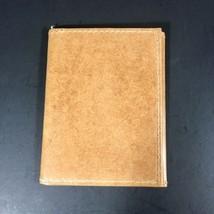 Camel Color Tri- Fold SOFT Leather WALLET/CREDIT CARD HOLDER/PICTURE HOL... - $10.36