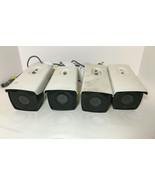 Lot of 4 Alibi ALI-TP4013R 3MP HD-TVI IR Outdoor Varifocal Security Came... - $197.95