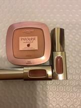 loreal blush & lipstick (3) - $9.41
