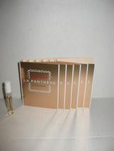 6 x La Panthere by Cartier 1.5ml. Eau De Parfum Women Spray Sample Vial image 2