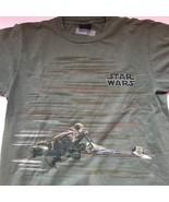 Vintage Star Wars Speeder Bike Mens Short-Sleeved XL T- Shirt - $9.99