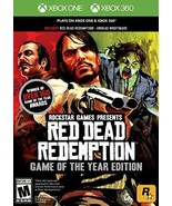 Red Dead Redemption: Game of the Year Edition - Xbox One and Xbox 360 - $16.54