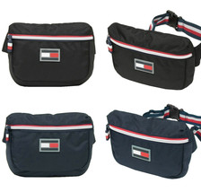 Tommy Hilfiger Excursion Unisex Fanny Pack Waist Purse Hip Travel Bag TC090EX9