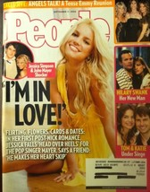 People Magazine Jessica Simpson & John Mayer: I'm In LOVE September 11 2006 - $9.89