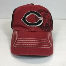 Cincinnati Reds snapback MLB hat adjustable '47 brand Spring Training 2012 - $16.83