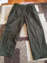 Polo Ralph Lauren Brown Cotton Pants 34 X 34 Actual 33x32 C26 - $19.34