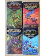 Piers Anthony Apprentice Adapt Series Lot of 4 Books Out of Phaze more - $16.75