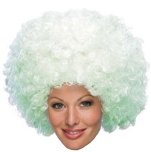 Wig - Afro - Glow-in-the-Dark Adult Unisex Oversized Novelty Costume Acc... - $11.13