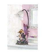 Fairy Lamp Purple Table Lamp - New - $44.95