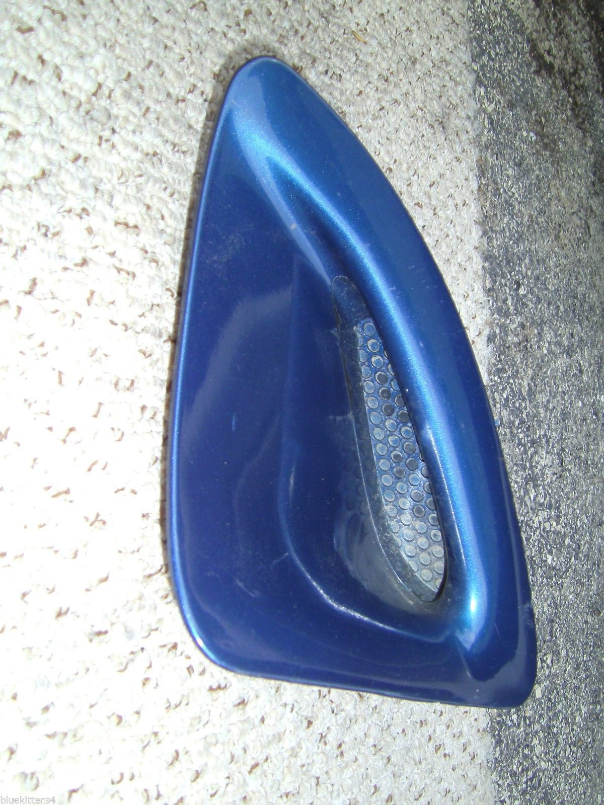 Primary image for 1994 1995 1996 1997 1998 FORD MUSTANG BLUE QUARTER SIDE SCOOP OEM USED LEFT