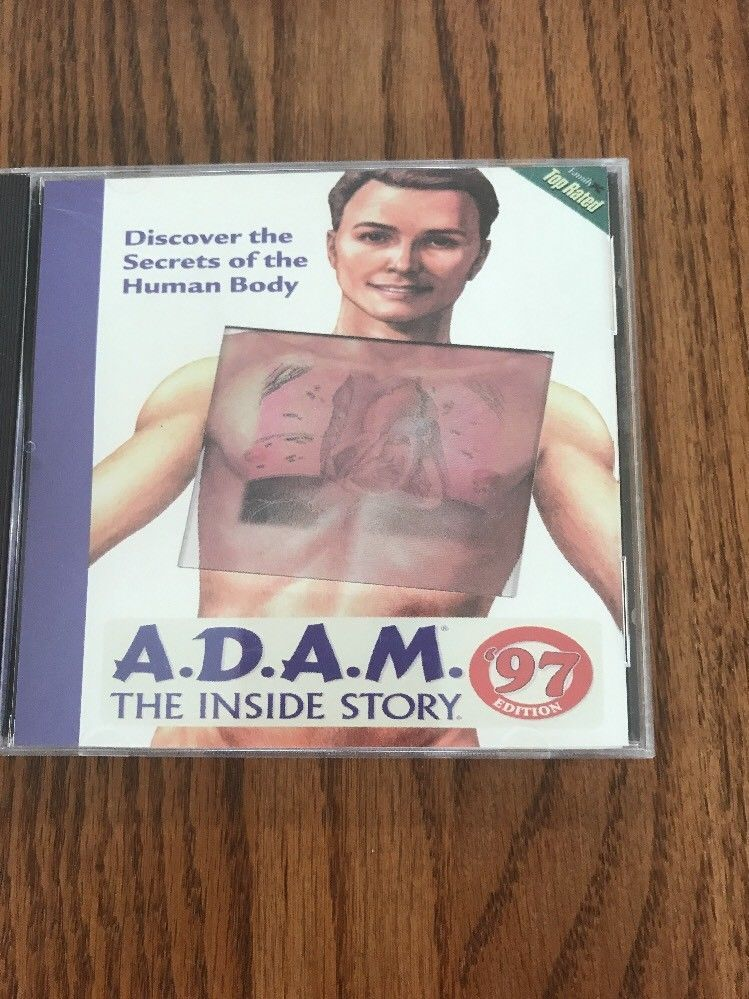 A.D.A.M The Inside Story 97 Edition Ships N 24h