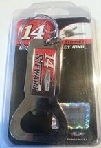 Nascar 2010 Tony Stewart No.14 Stewart-Haas Racing Bottle Opener Key Ring - $7.91