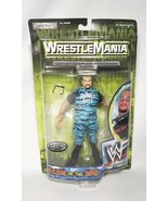 WWE WWF Wrestlemania 2000 BUH BUH RAY Jakks Pacific Action Figure New! - $25.00