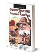 Buried Treasures of the American Southwest ~ Lost & Buried Treasure - $14.95