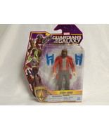"""Star Lord 2015 Mattel Guardians of the Galaxy 5.5"""" Action Figure NEW SEALED - $13.99"""