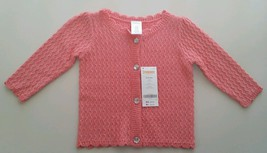 Nwt Gymboree Girls Sweater!! Super Cute! Bling! Size 6 12 Months! In Store $35 - $21.77