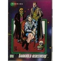 1992 Marvel Universe Series 3 DARKHOLD REDEEMERS #144 - $0.20
