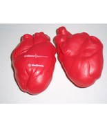 Stress Reliever Human Heart Shaped Squeezie Str... - $4.00