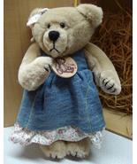 Boyds Katie B. Bonita Bears by Applause teddy w/ wooden Box - $24.49